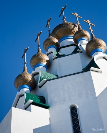 A Russian Church in Hollywood, CA